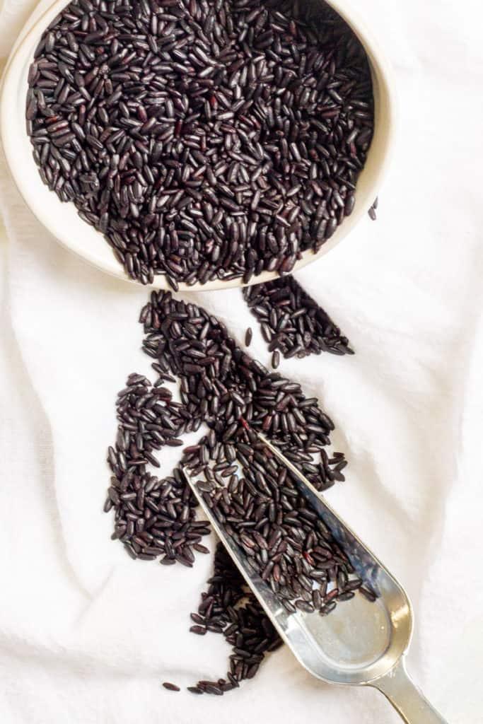 Short-Grain Black Rice (Forbidden Rice)