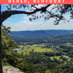 Headed to the Pinnacles in Berea, Kentucky? Check out our trail guide for East Pinnacles trail and the Eagle's Nest and Buzzard's Roost trail spurs.