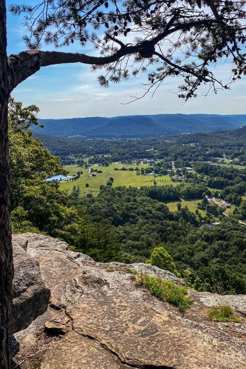 East Pinnacles Overlook