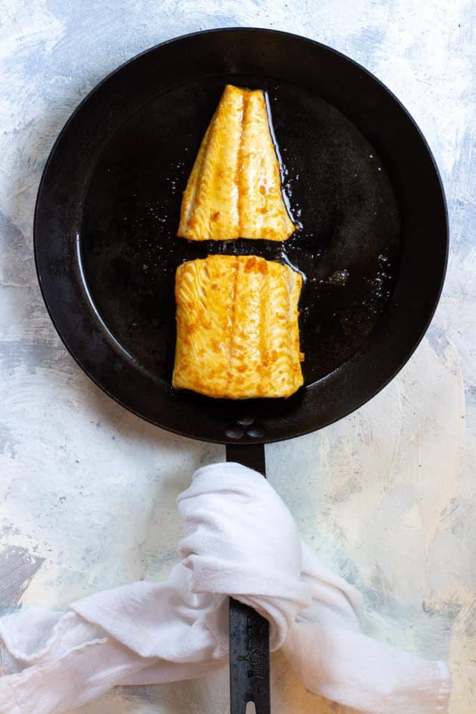 Bake Sablefish (Black Cod) Until Flaky