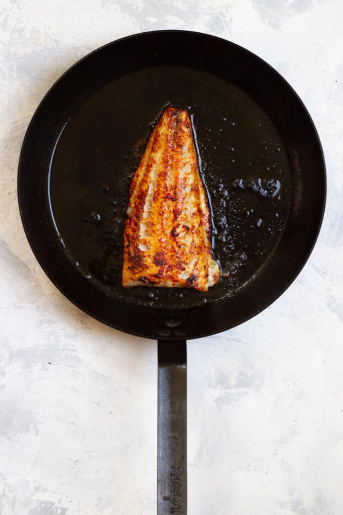 Broil Fish Until Tender + Flaky