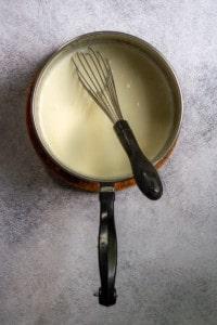 Heat Cream + Milk