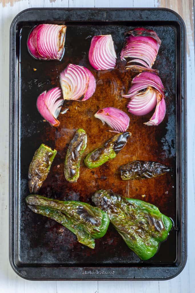 Broil Veggies Until Charred