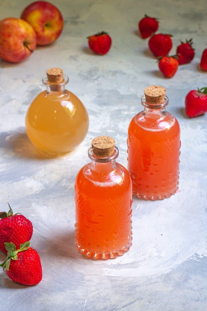 fermented fruit vinegar