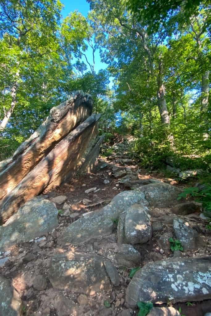 West Pinnacle Trail