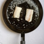 Add Lingcod to Hot Pan