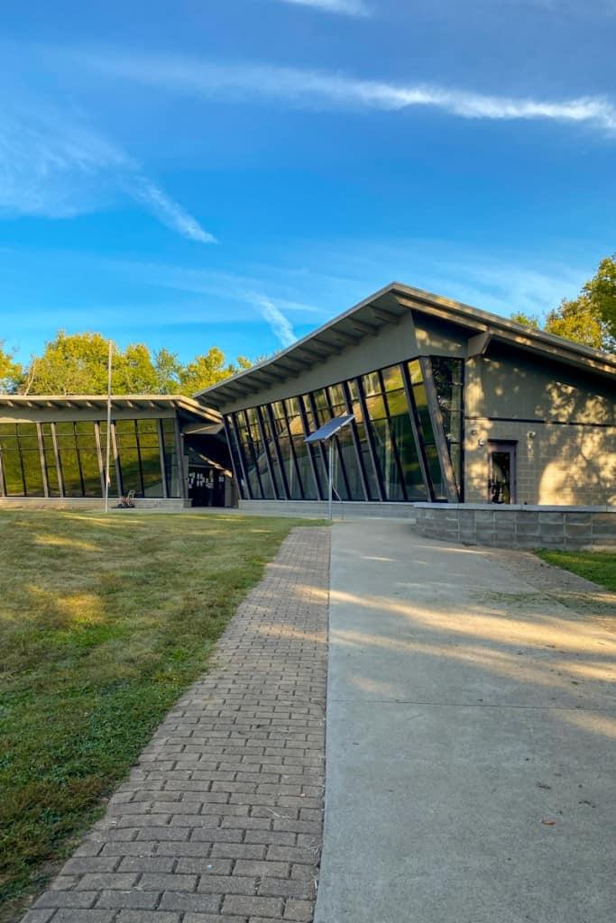 Nature Center at Raven Run