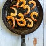 Cook Shrimp Until Opaque