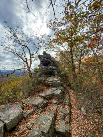Pinnacle Rock State Park