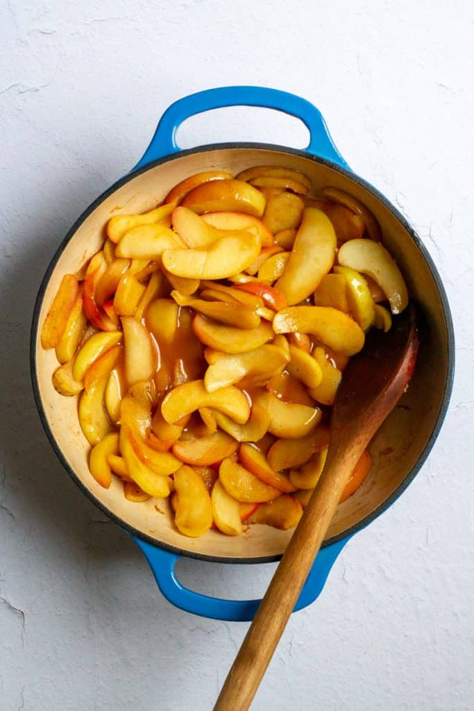 Cook Until Apples Soften