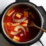 Add Shrimp to Soup