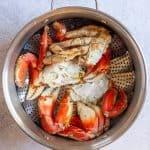 Steam the Crab Legs