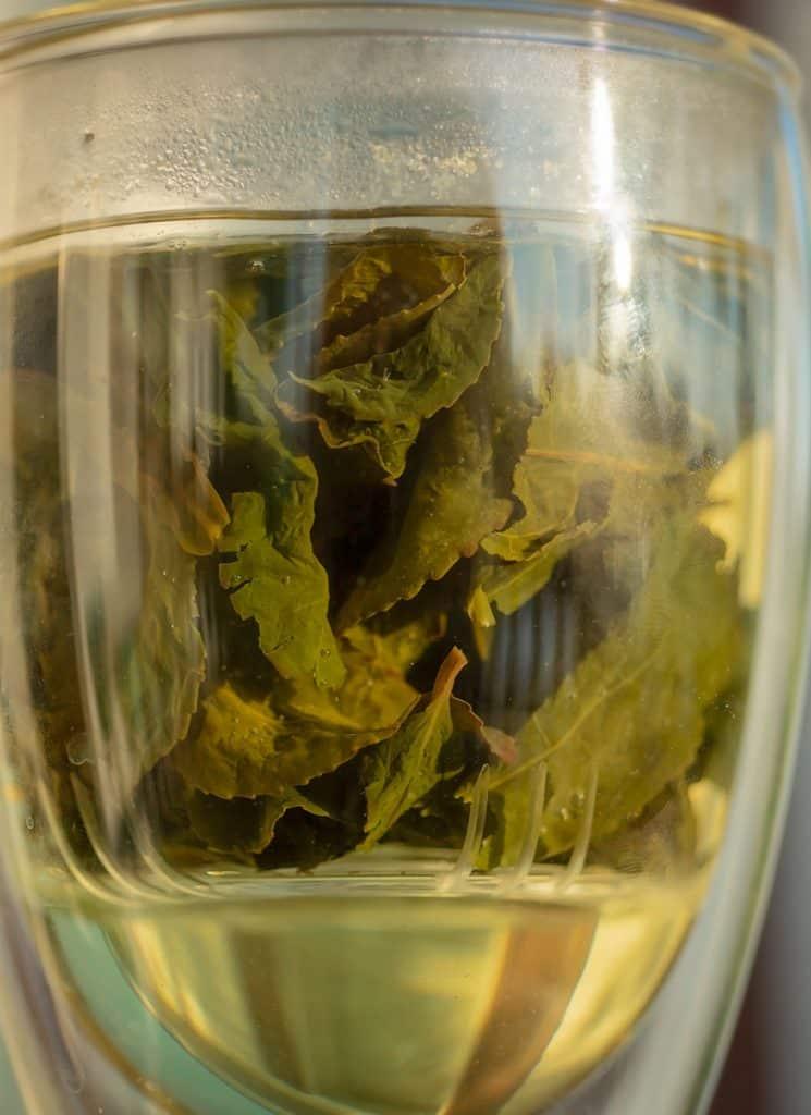 Brewing Loose Leaf Tea