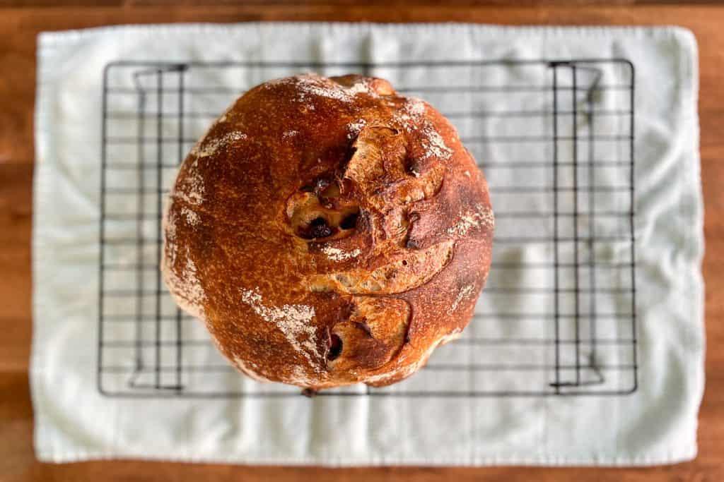 Cooling the Loaf After Baking