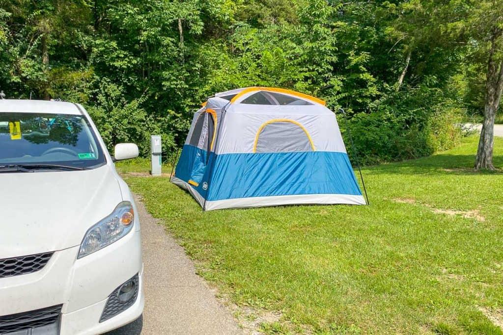 Camping Site 73 (C Loop)