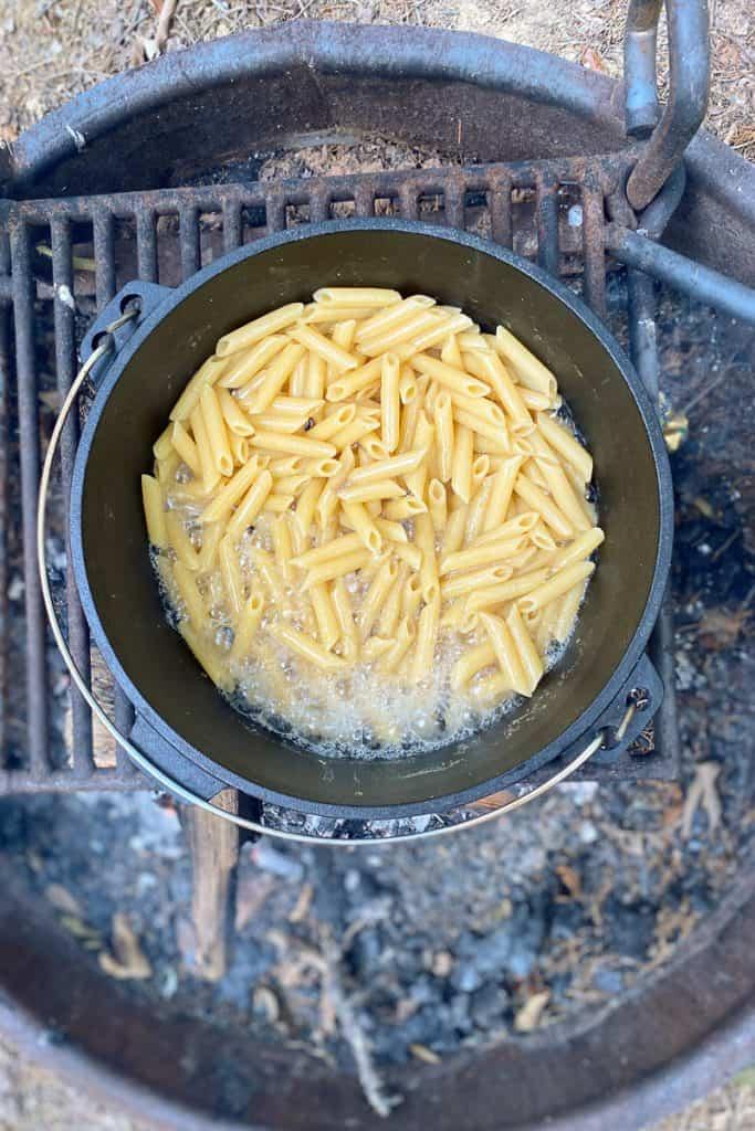 Boil Until Pasta is Tender