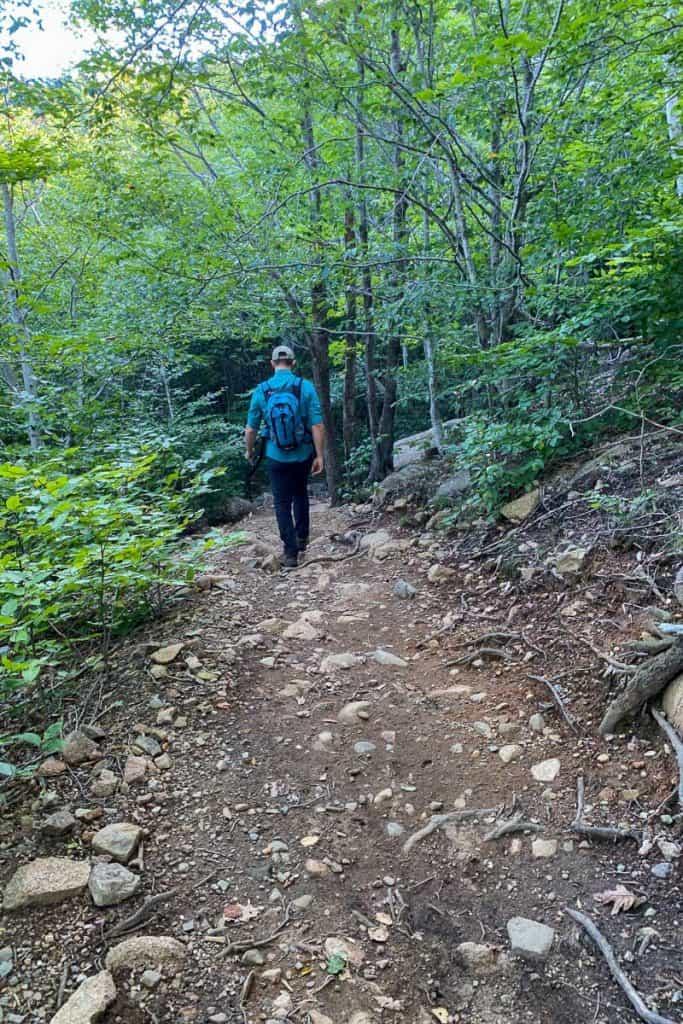 Easy Path Downhill.