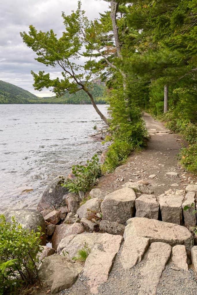 Jordan Pond Path.