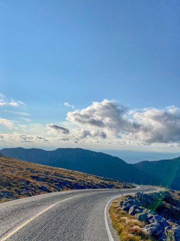 Mt Washington Auto Rd.