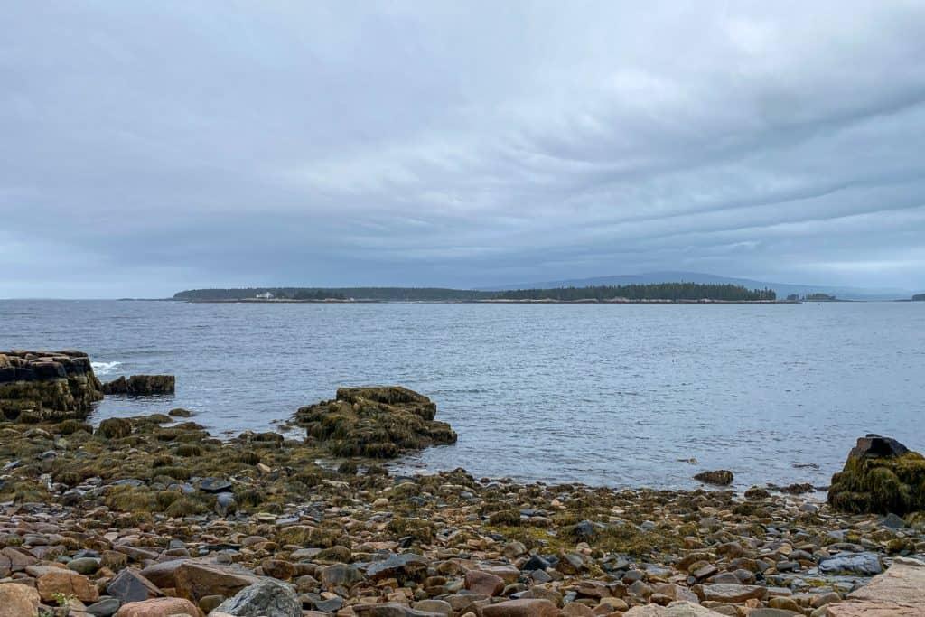 Views Near Frazer Point on the Schoodic Peninsula